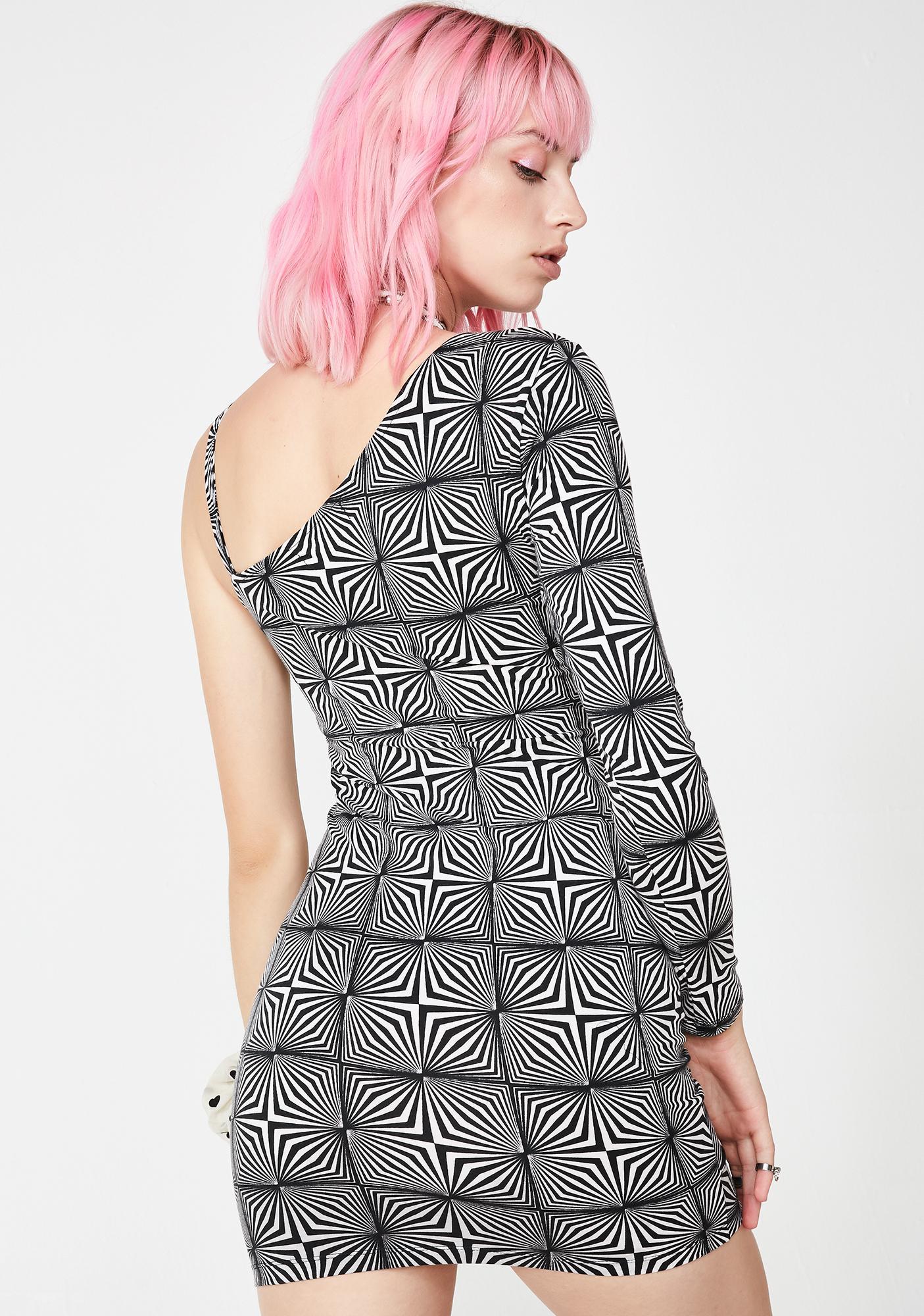 Motel Randa Mini Dress