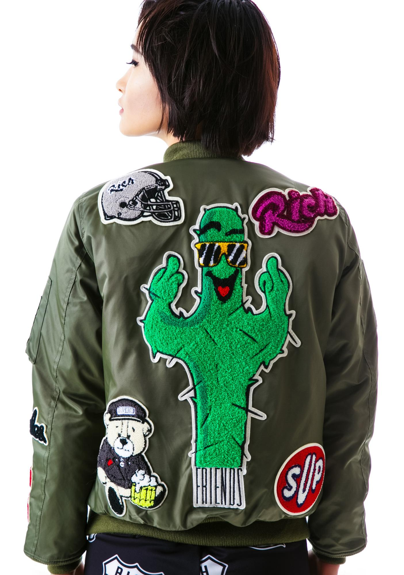 Joyrich Road Journey Jacket