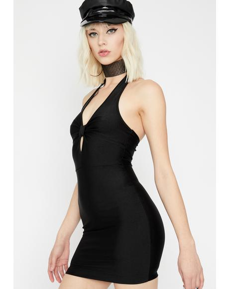 Dark Boy Please Bodycon Dress