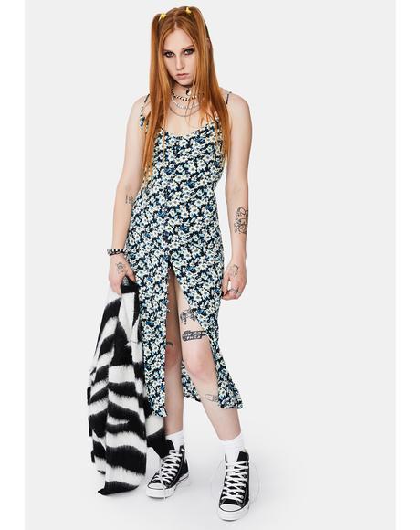 Theda Midi Dress