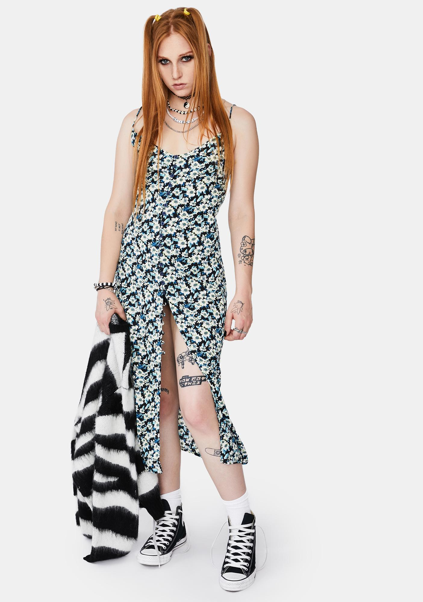 Motel Theda Midi Dress