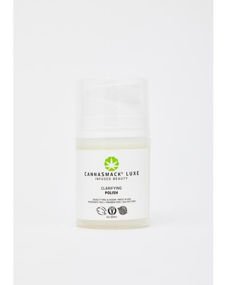 Hemp-Infused Clarifying Polish Scrub