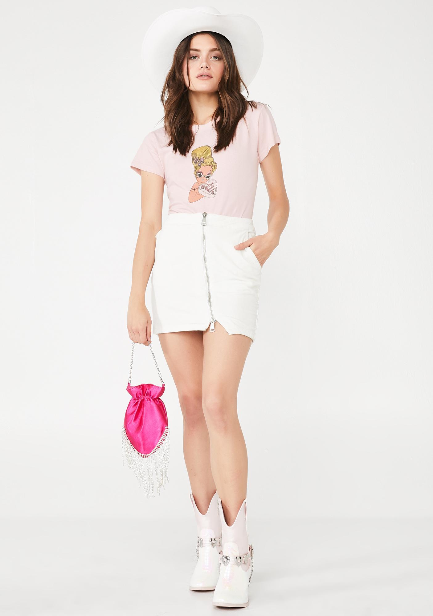 Lira Clothing Javelin Skirt