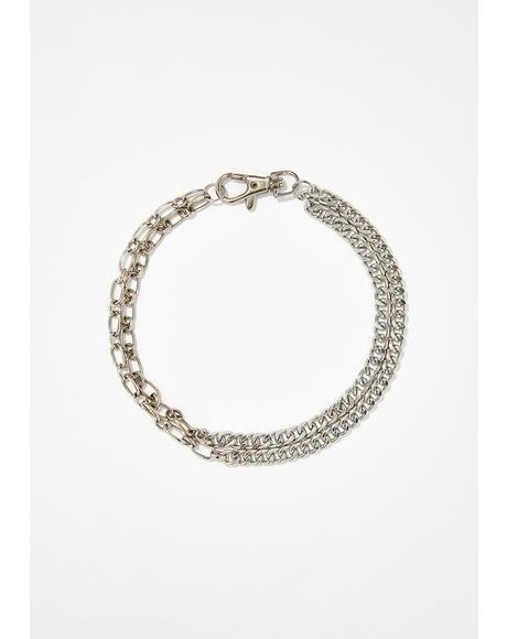 Girl Interrupted Chain Choker