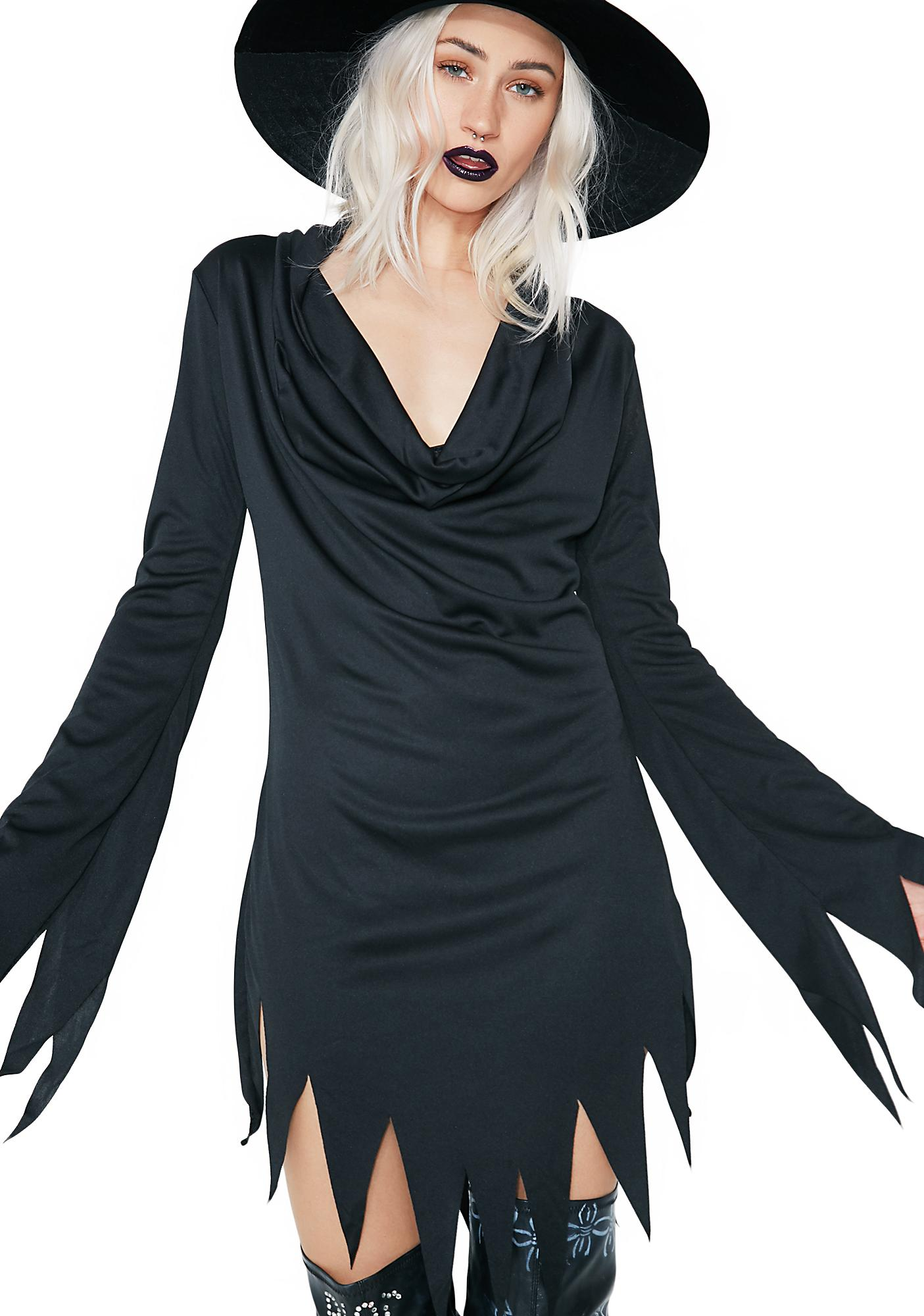 Bitchy Witch Dress