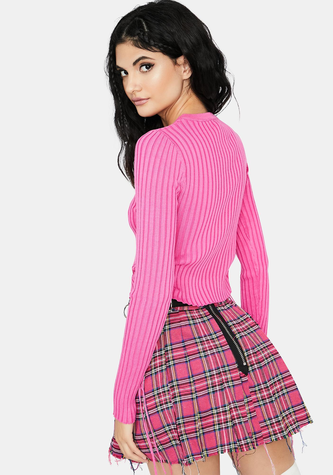 Bundled Up Ruched Sweater