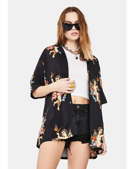 Black If You Love Me Vacation Shirt