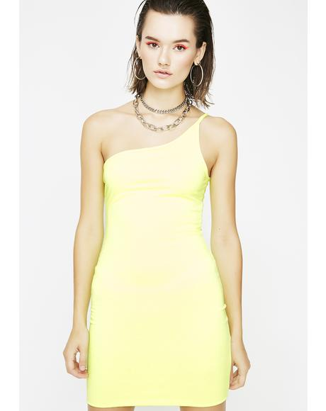 Honey Pretty Phresh Mini Dress