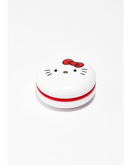 Hello Kitty Berry Macaron Lip Balm
