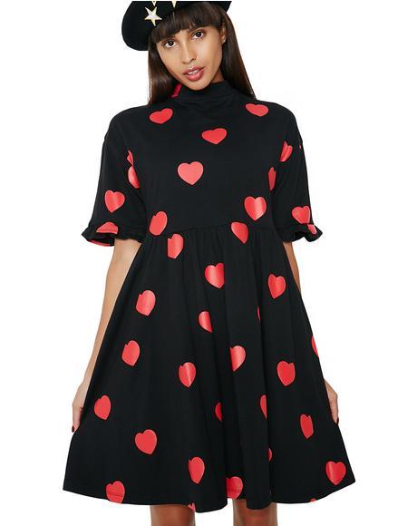 Heart Spot Dress