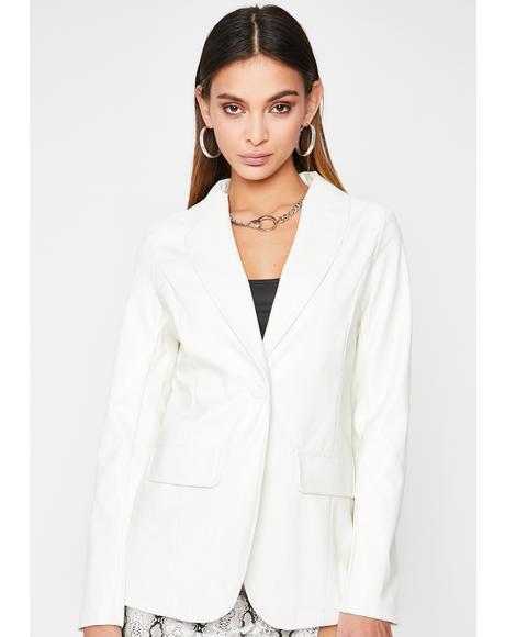Make It Werk Boyfriend Blazer