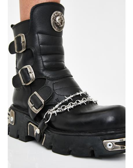 Hardcore Link Up Shoe Chains