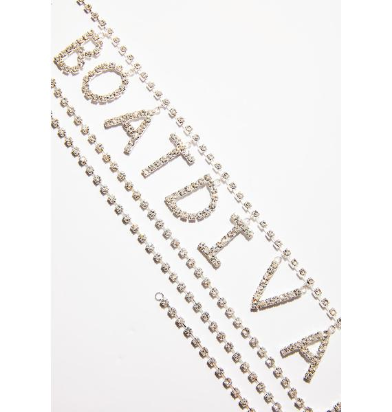 Boat Diva Chain Belt