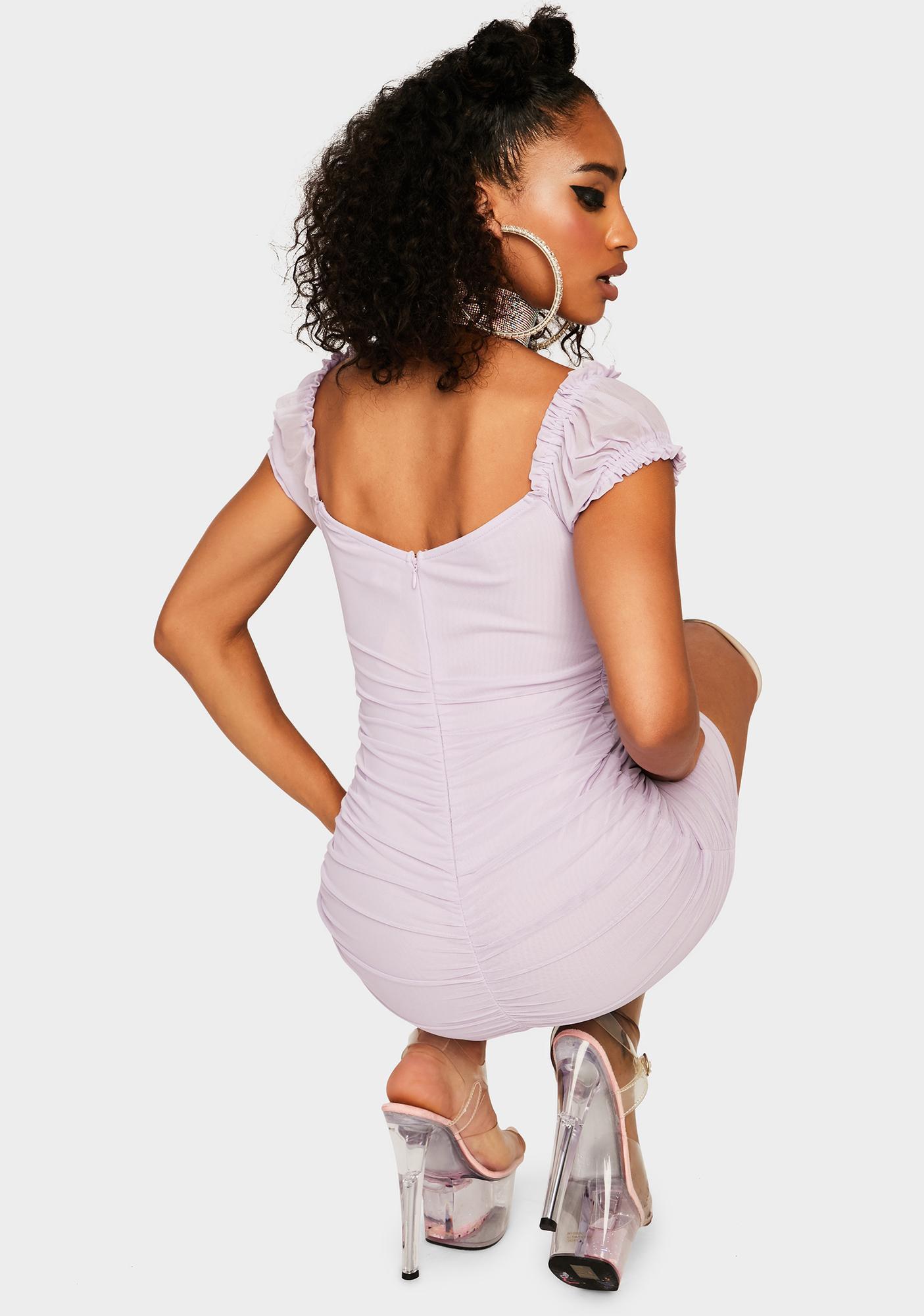 Brats Club Mini Dress