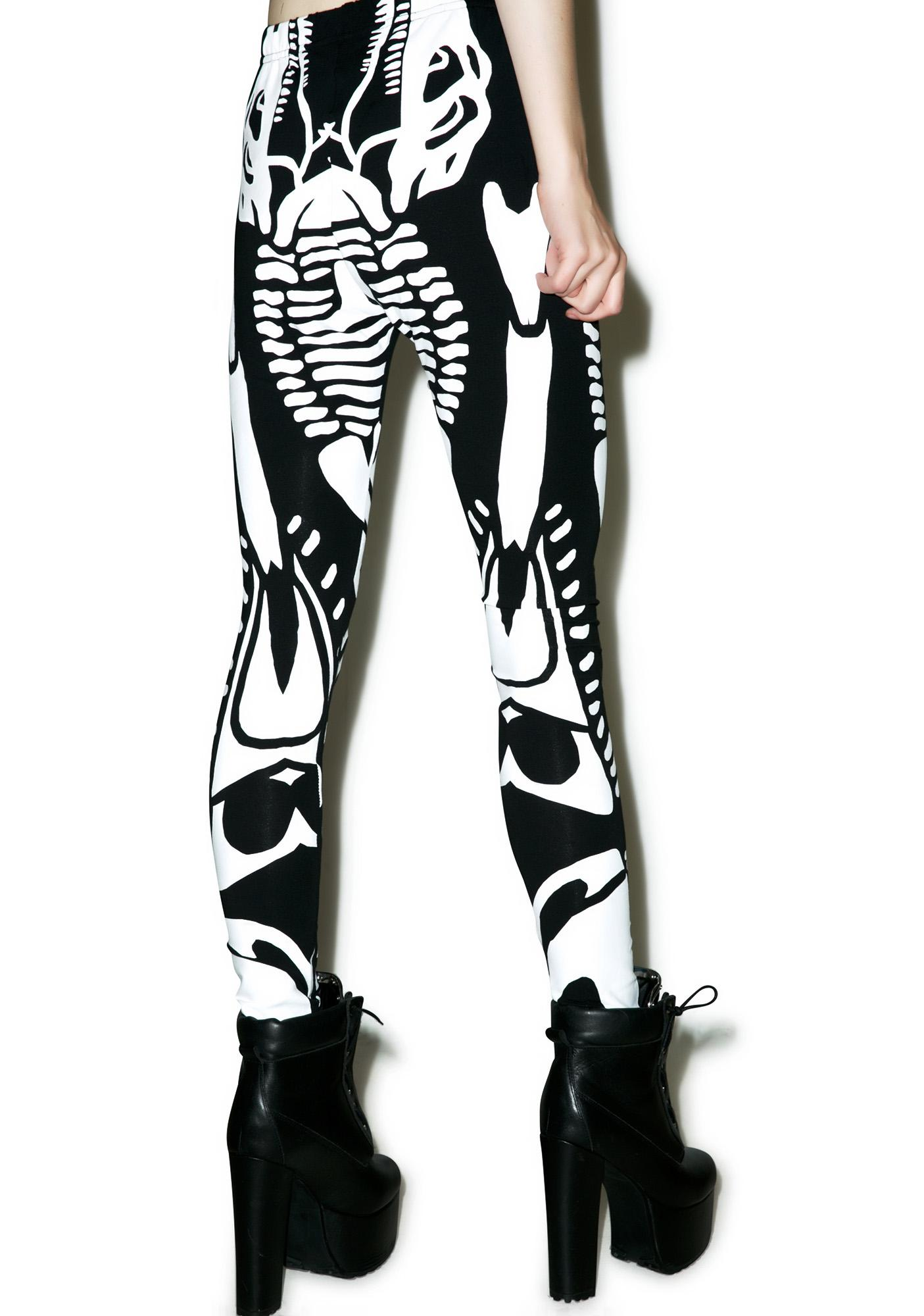 Killstar Rex Leggings