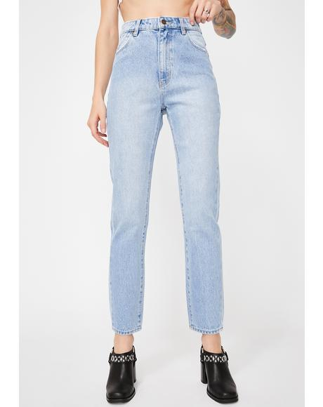 Old Stone Dusters Jeans