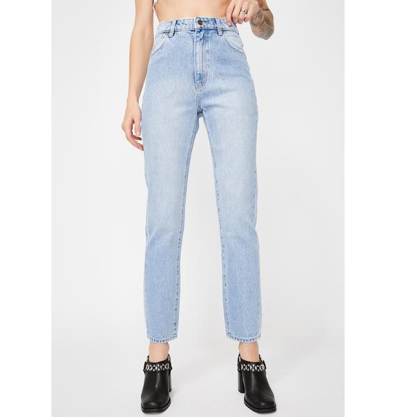 Rollas Old Stone Dusters Jeans
