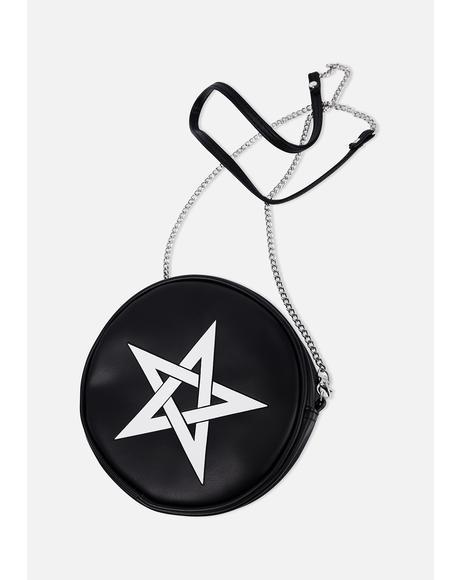 Pentagram Purse Bag
