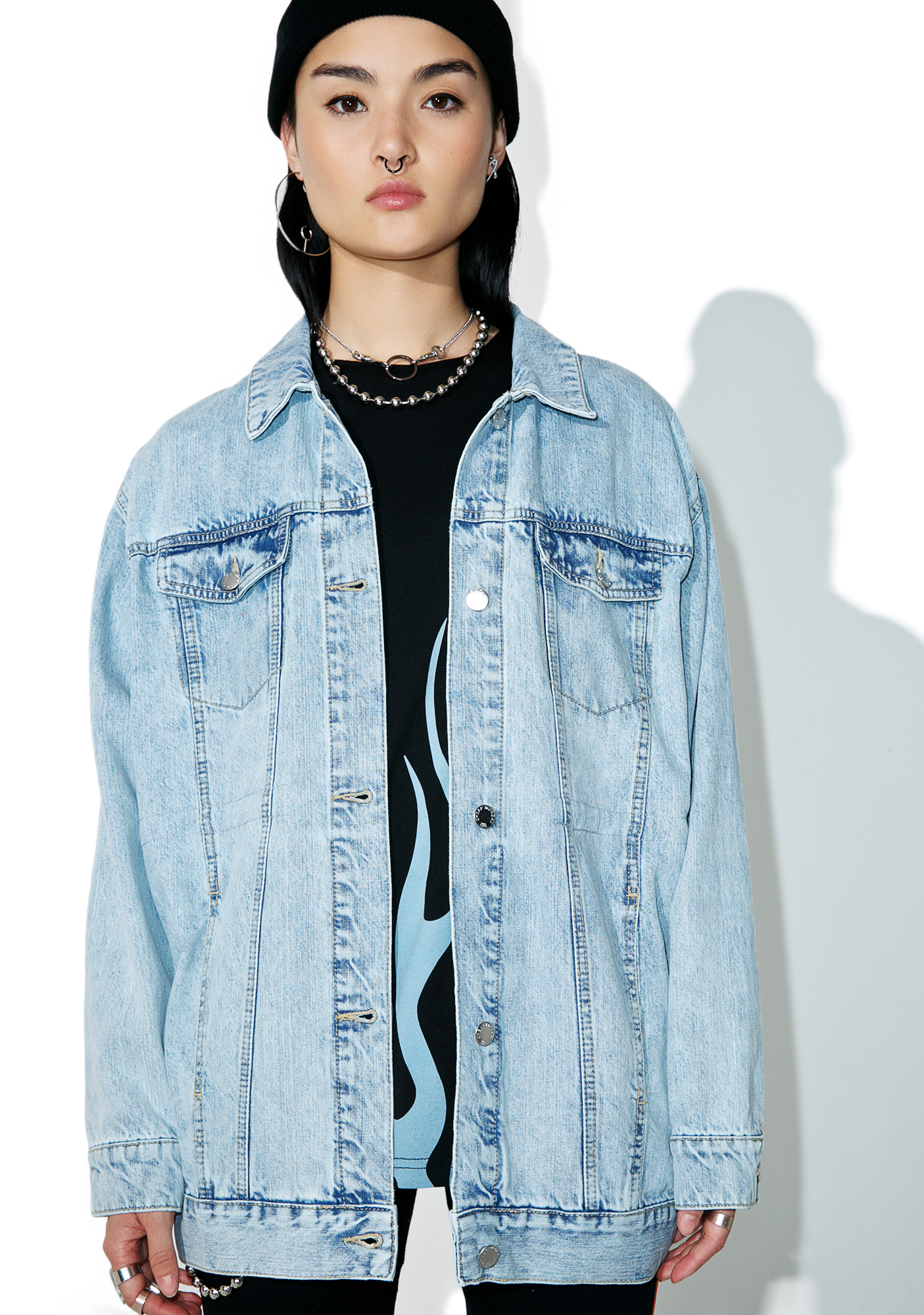 Cheap Monday Fans Upsize Jacket