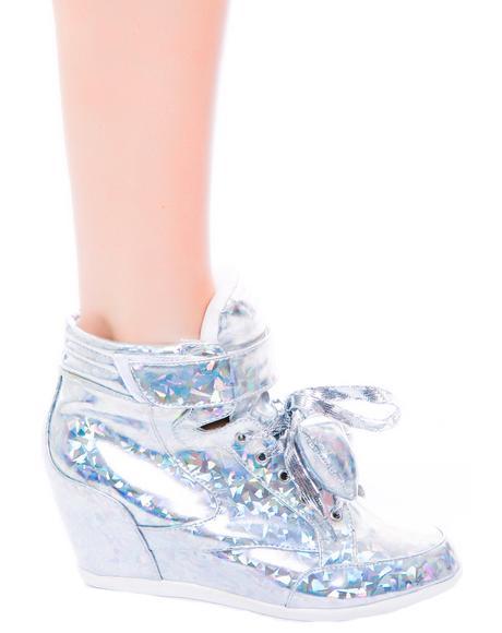Amore Taller Platform Sneaker