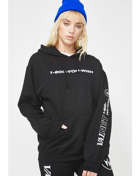 You Wish Pullover Hoodie