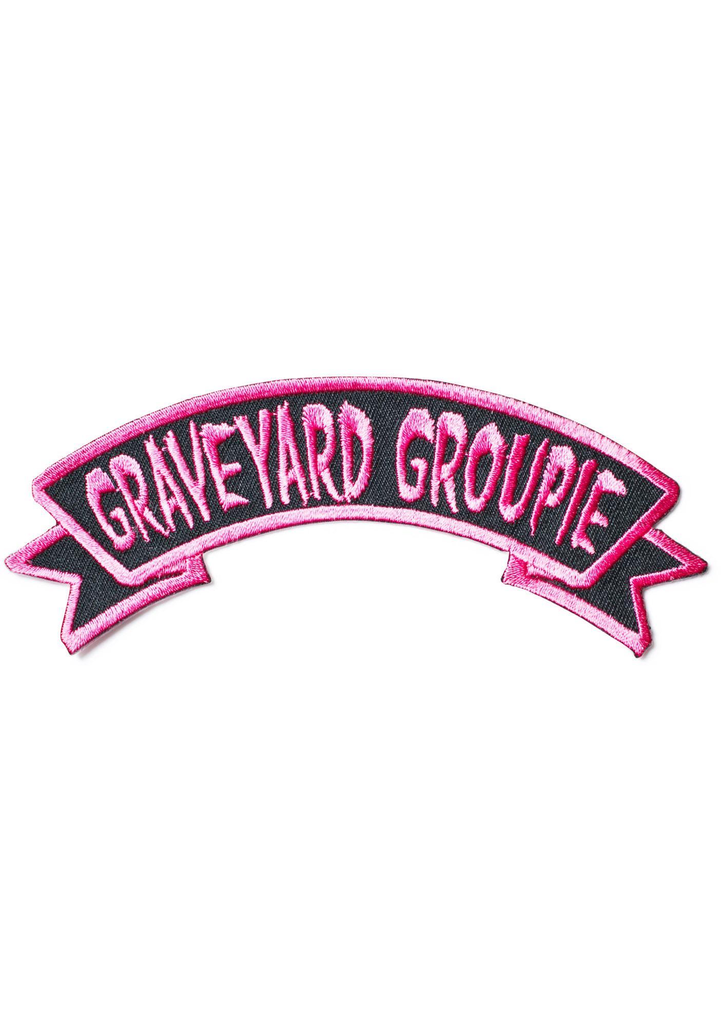 Kreepsville 666 Arch Graveyard Groupie Patch
