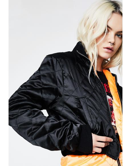 Two Faced Reversible Bomber