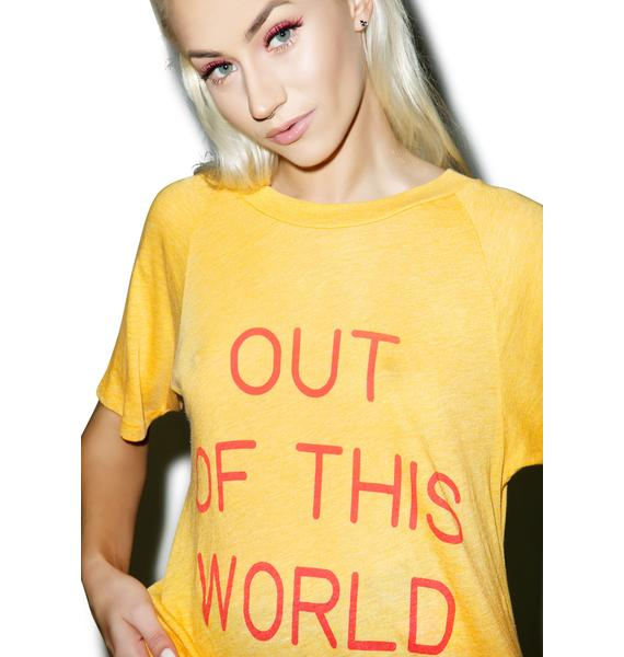 Wildfox Couture Out of This World Perfect Tee