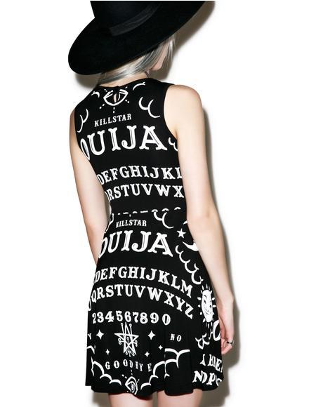 Ouija Skater Dress