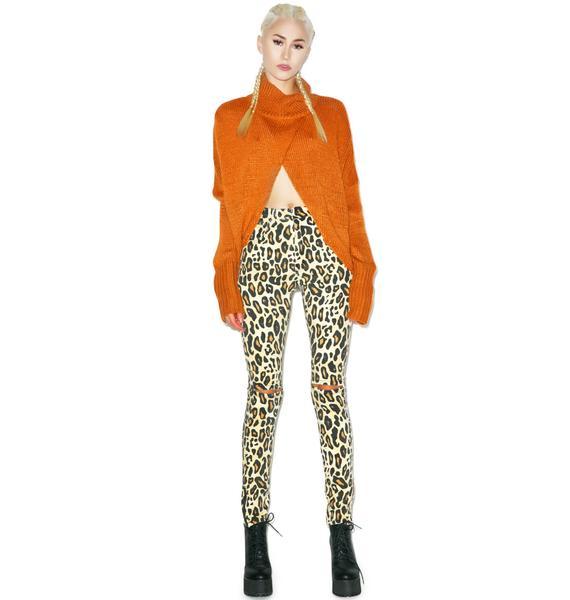 Evil Twin Panthera Skinny Jean