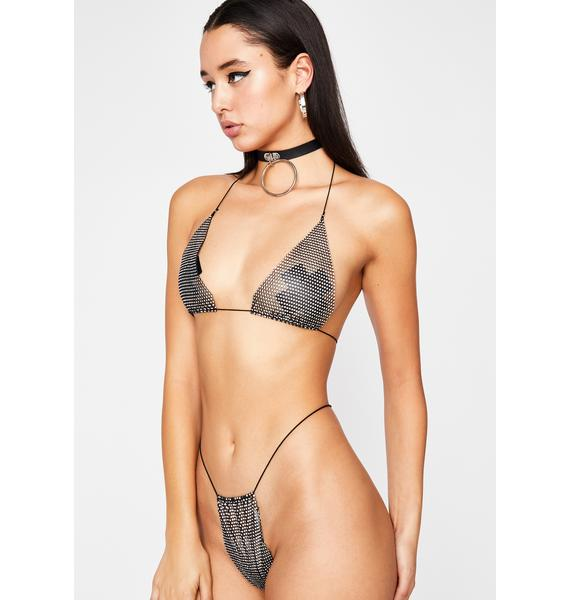 Sex Sells Rhinestone Set
