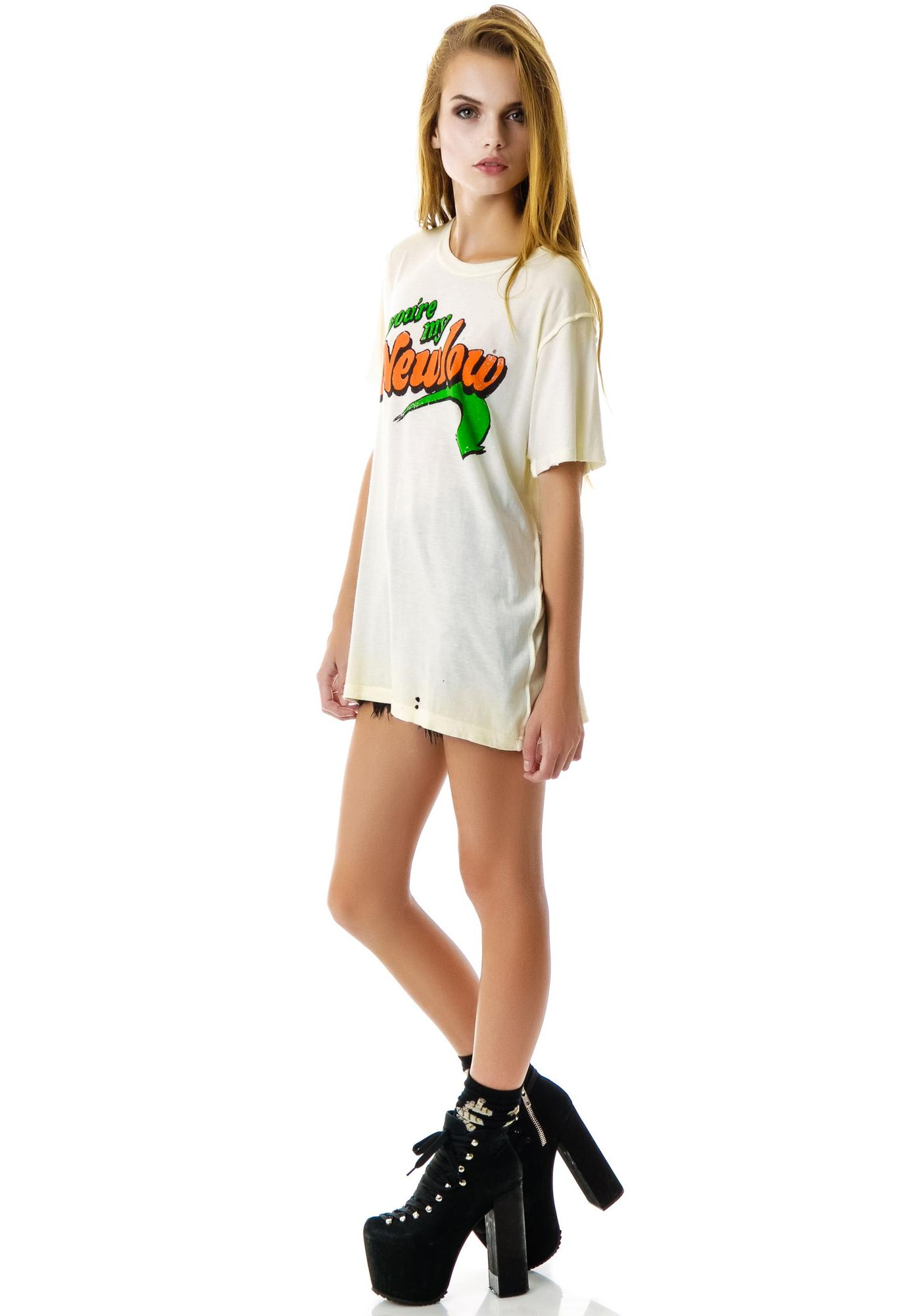 UNIF New Low Tee