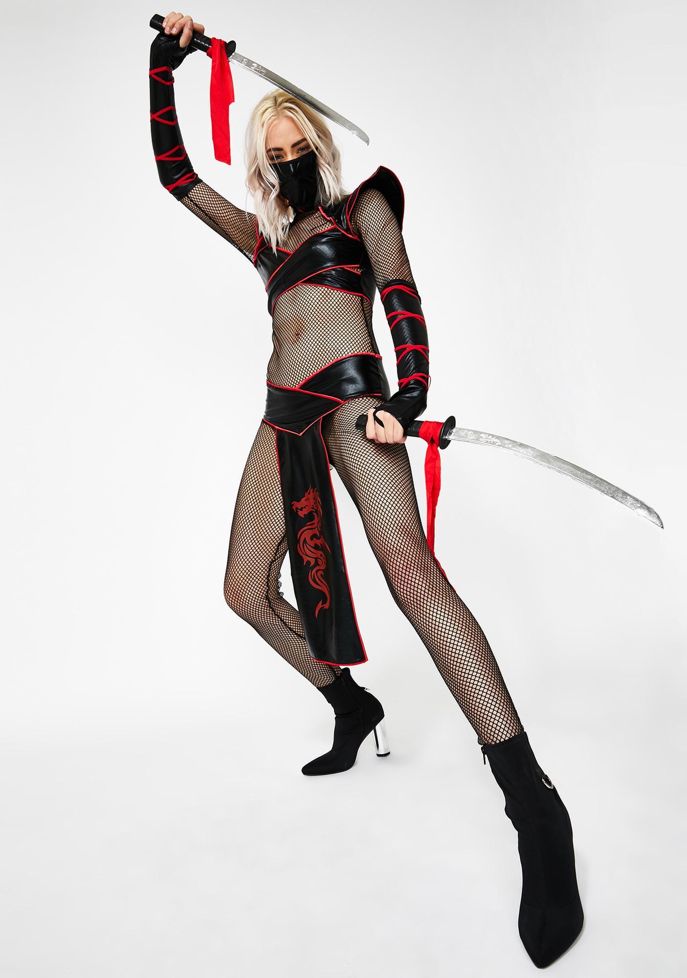 Alluring Assassin Costume Set