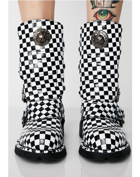 Chess Boots