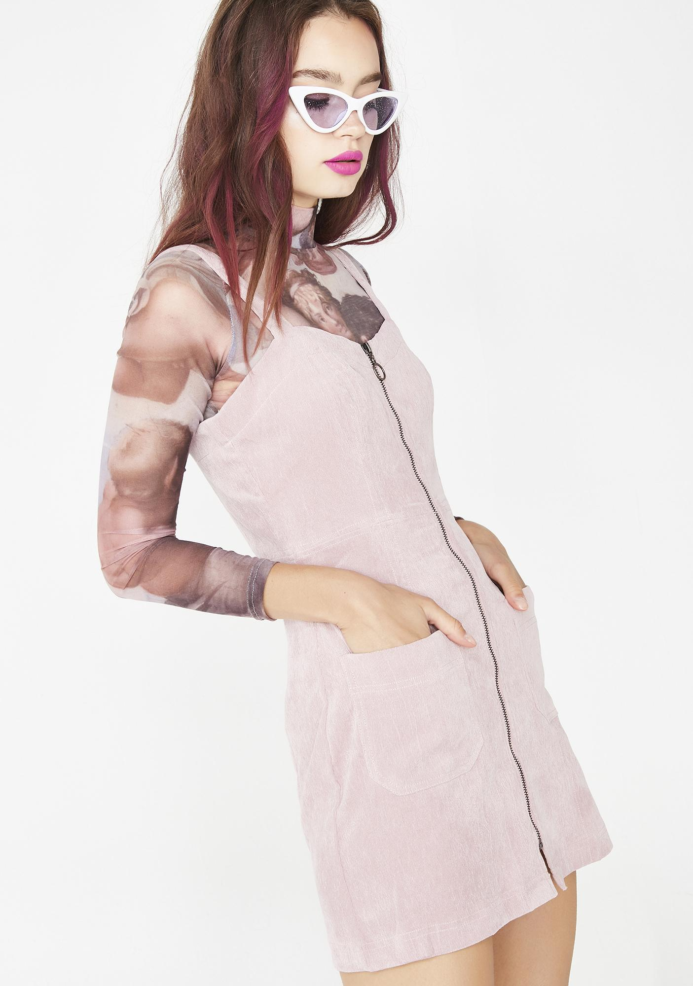 Miss Can't Stand Ya Mini Dress