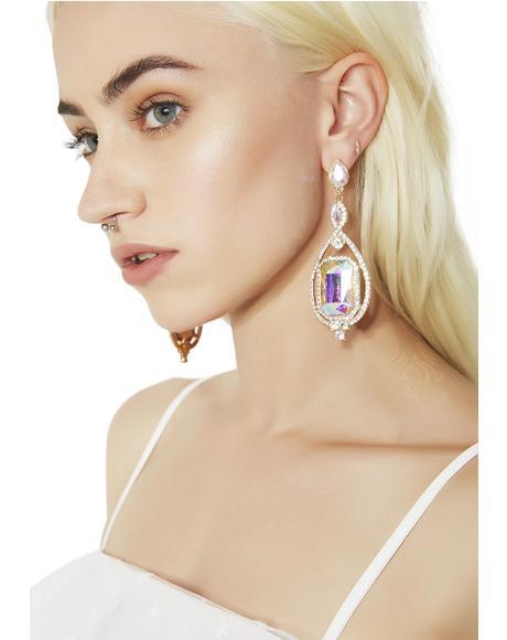 Legendary Gem Earrings