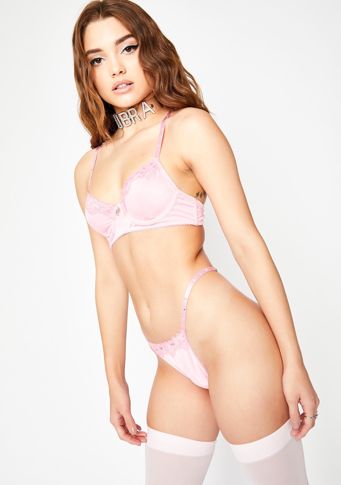 HOROSCOPEZ Lust For Libra Thong Panties