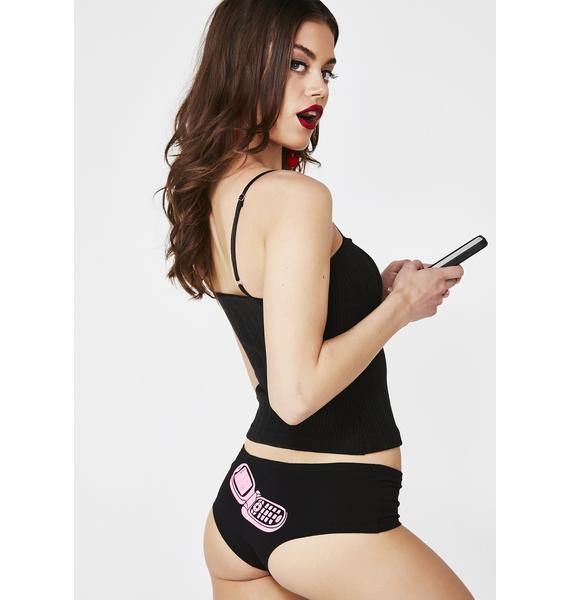 Sexting Hours Panties