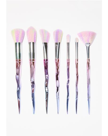 Magical Mermaid Brush Set