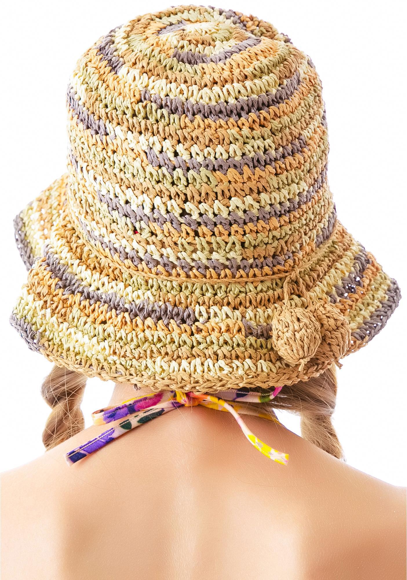 Tigerlily Raji Hat
