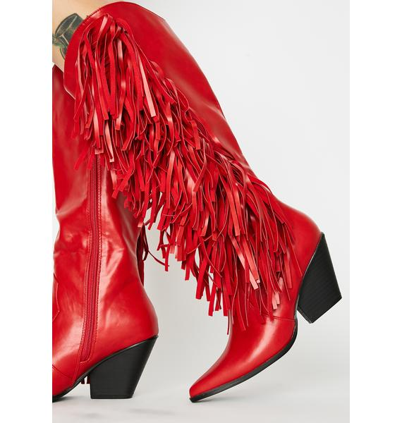 Hot Southern Charmer Cowboy Boots