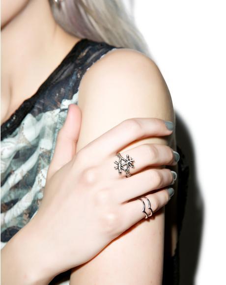 Prosperity Rune Ring