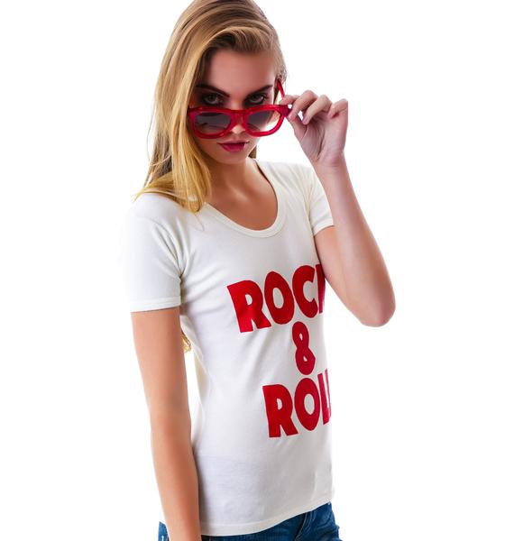 Bandit Brand Rock and Roll 70s Tee