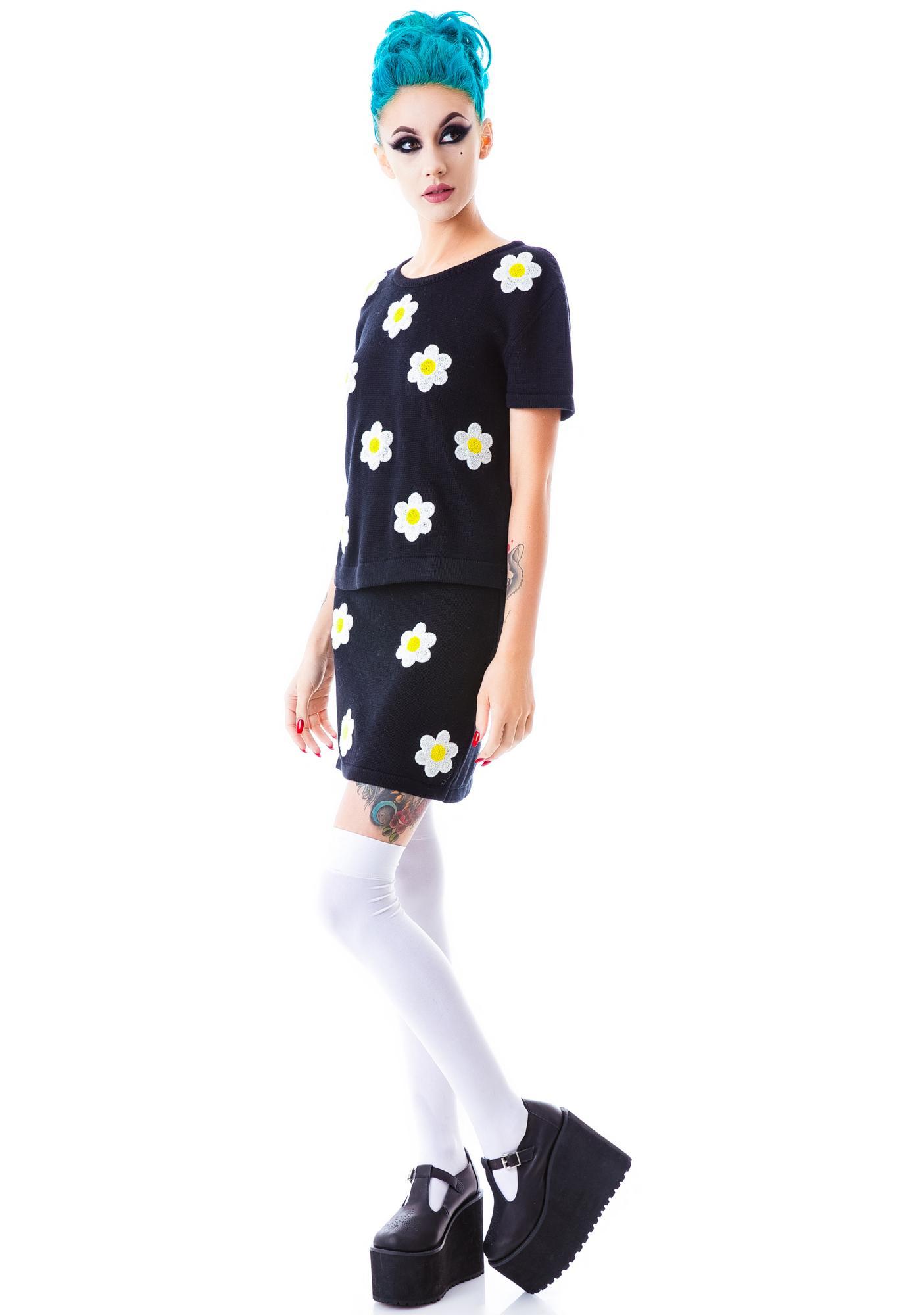 Sunless Garden Daisy Top
