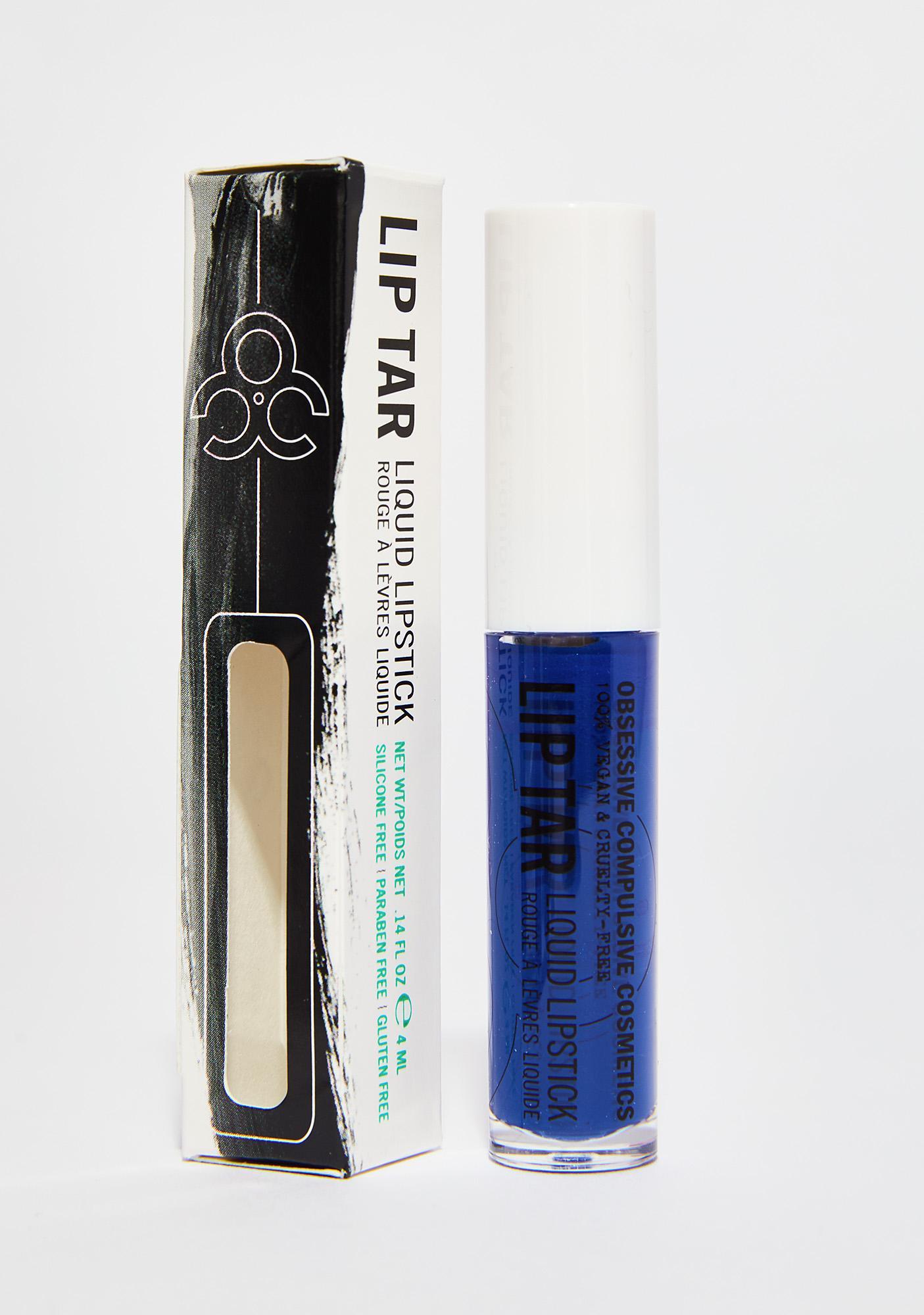 Obsessive Compulsive Cosmetics Blue Rose Lip Tar