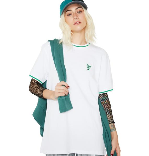 HUF Country Club Pique Crew
