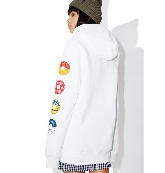 HUF 45 RPM Pullover Hood