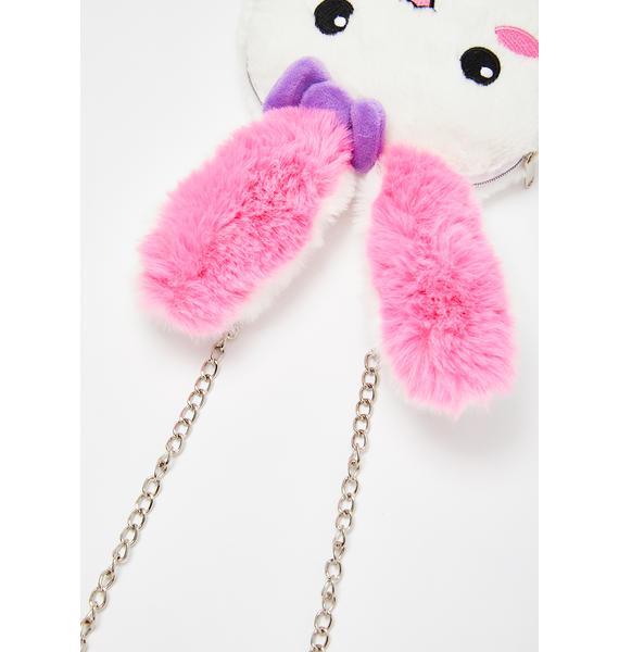 Sugar Thrillz Miss Whiskers Crossbody Bag