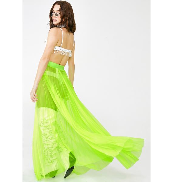 Kiki Riki Queens Everywhere Tulle Skirt