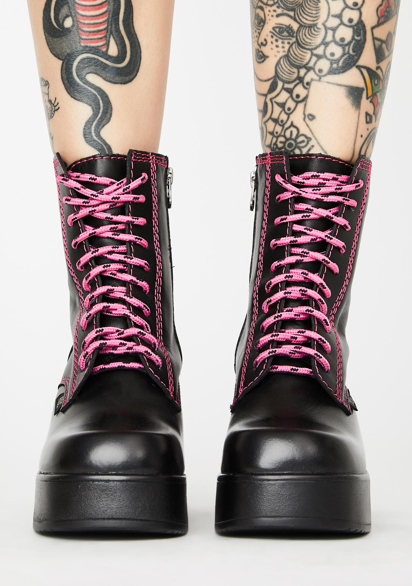 ROC Boots Australia  Pyramid Ankle Boots